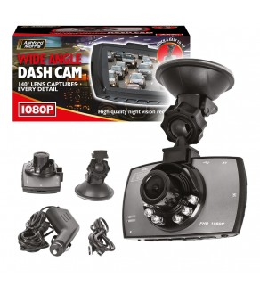 "2.4"" LCD Wide Angle Dash Cam"