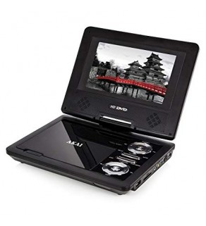 "Akai 7"" Portable DVD Player"