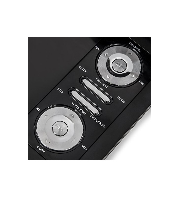 "Akai 7"" Portable DVD Player"