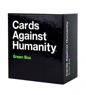 Cards Against Humanity - Green Box Expansion Pack