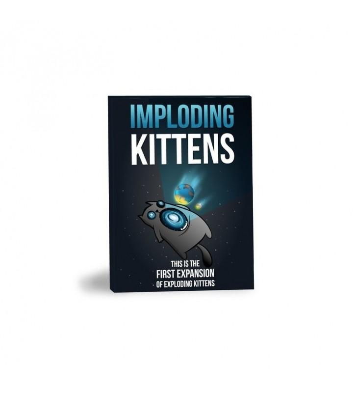 Imploding Kittens Expansion of Exploding Kittens