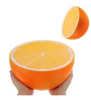 Jumbo Orange Squishy