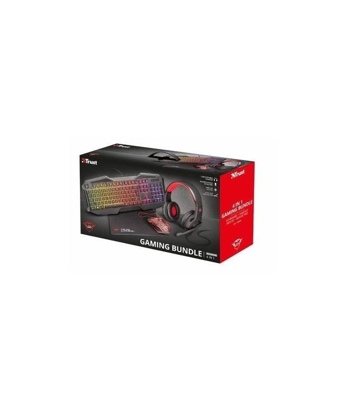 Trust GXT 788RW 4 in 1 Gaming Bundle