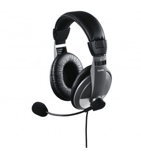 Hama AH100 Headphones with Mic