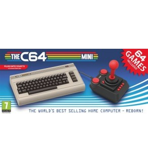 C64 Mini Retro Gaming Console