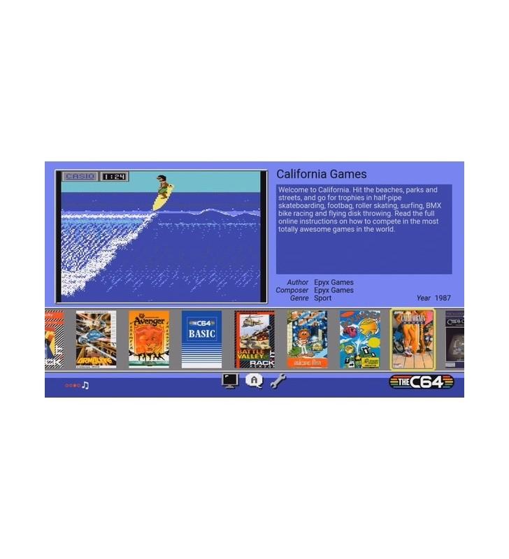 C64 Mini Retro Gaming Console