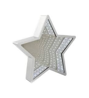 Global Gizmos Star Infinity Tunnel Light