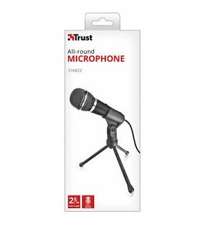 Trust All-Round  Starzz Microphone