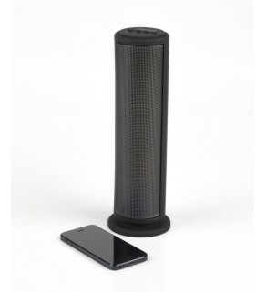 Intempo LED Tower Bluetooth Speaker