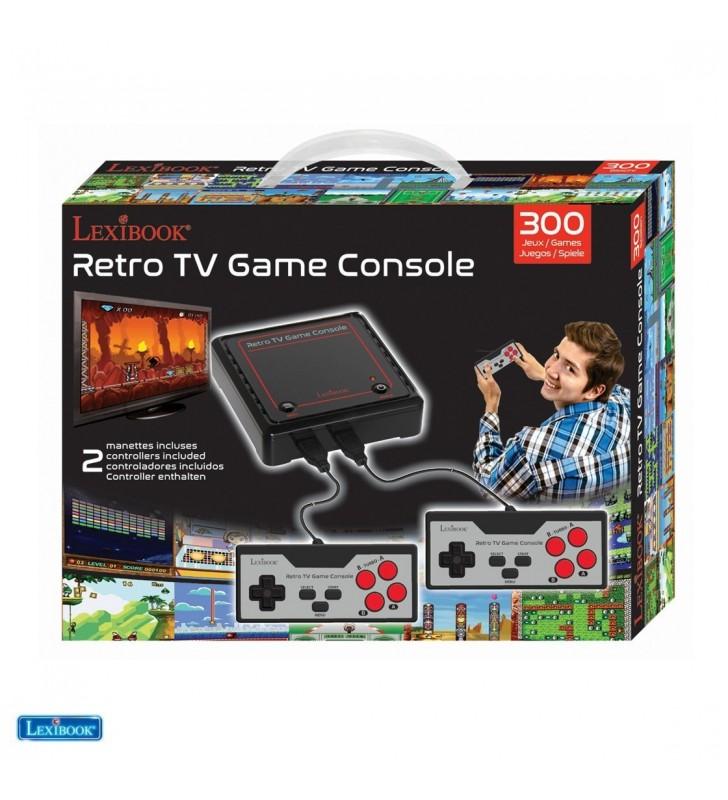 Lexibook retro gaming console