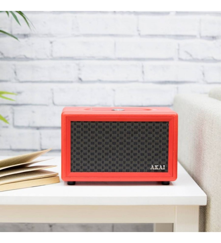 Akai Retro Rechargeable Bluetooth Speaker