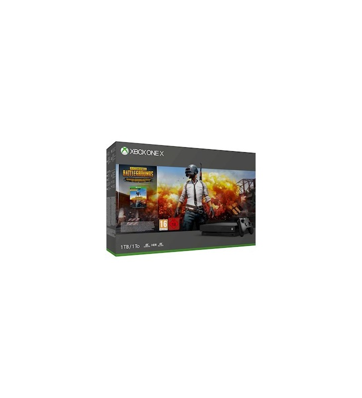 Xbox One X 1TB Forza Horizon 4 & Forza Motorsport 7 Bundle