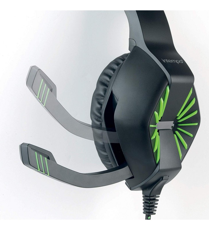 Intempo Interactive Enhanced Gaming Headset