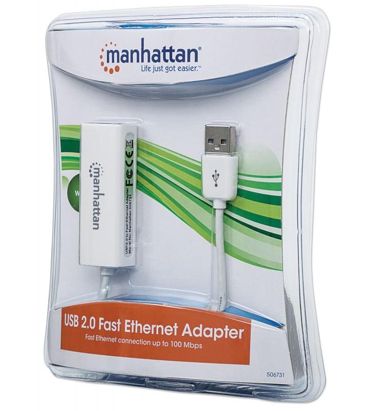 Manhattan USB2.0 Fast Ethernet Adapter