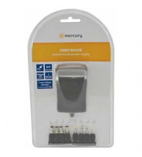 Mercury SMDC403 Universal charger