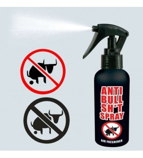 Anti-Bullshit Spray