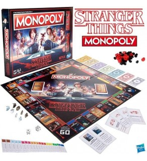 Monopoly : Stranger Things