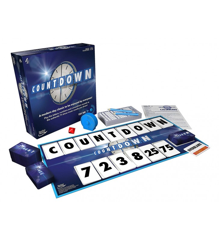 Countdown Board Game