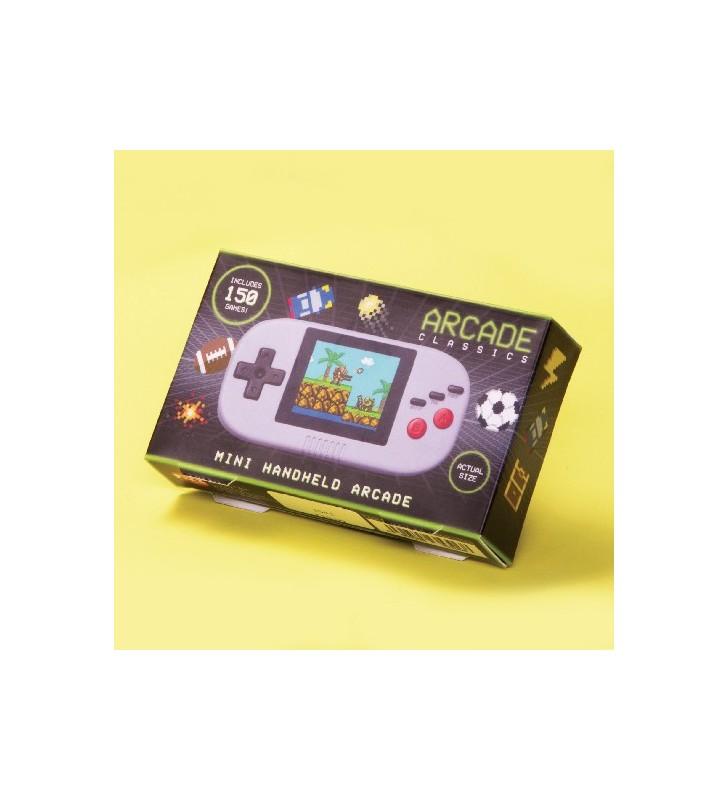 Small Handheld Arcade Game 150 Games Preloaded