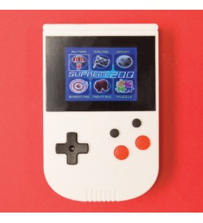 Small Handheld Arcade Game 200 Games Preloaded
