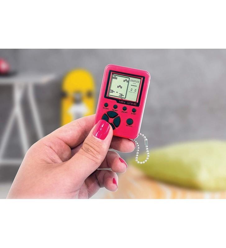 Retro Pocket Arcade Game - Tetris