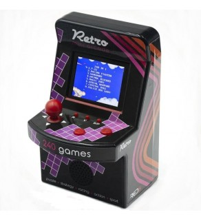 Red5 Portable Arcade Game 240 Games Preloaded