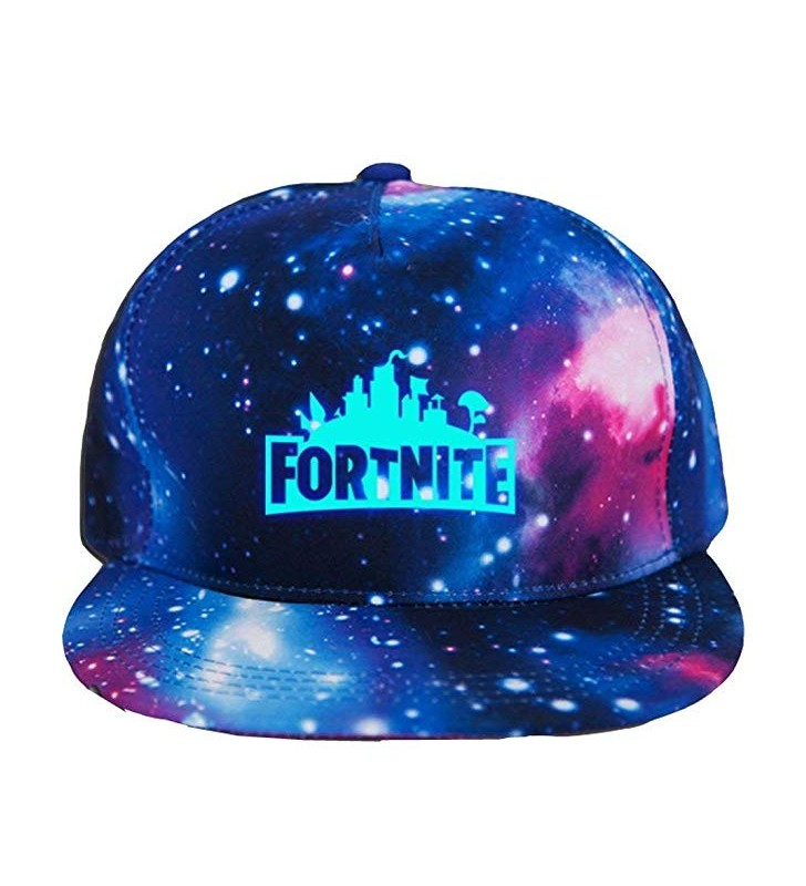 Fortnite Hats - Galaxy and Black