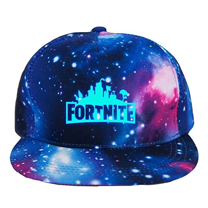 latest design best place new photos Gadget Man Ireland - Fortnite Cap Hats - Galaxy and Black Fortnite Hat