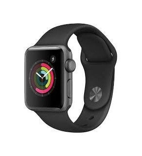 Refurbished Apple Watch Series 2, 38mm Space Gray