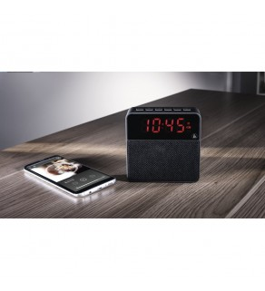 "Hama ""Pocket Clock"" Mobile Bluetooth Speaker"