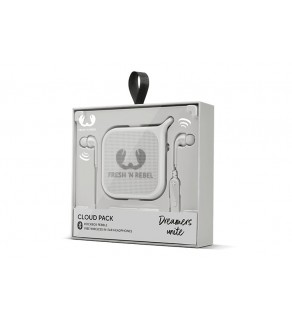 Fresh 'n RebelAudio Set, Rockbox Pebble + Vibe Wireless Headphones