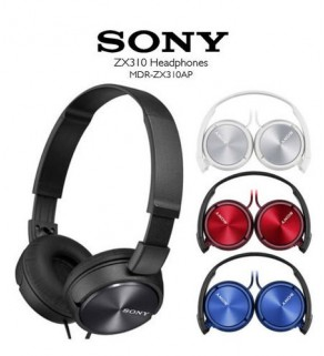 Sony MDR-ZX10AP Stereo Headphones