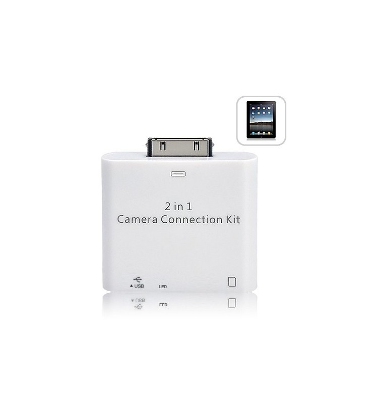 Card Reader Connection Kit Fot iPad