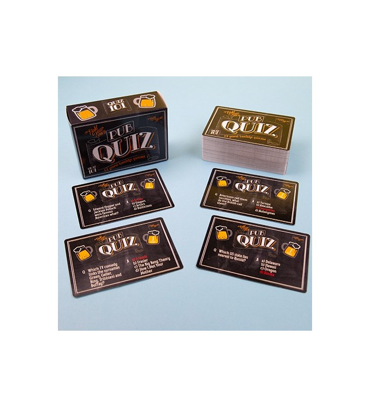 QUIZ 101 – Pub Quiz