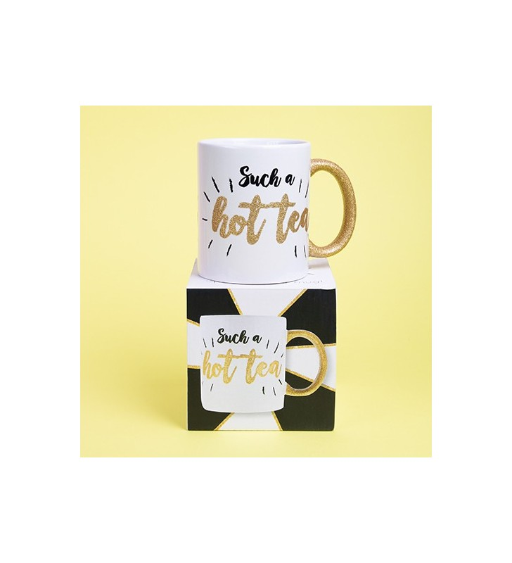 "Such A ""Hot Tea"" Mug"