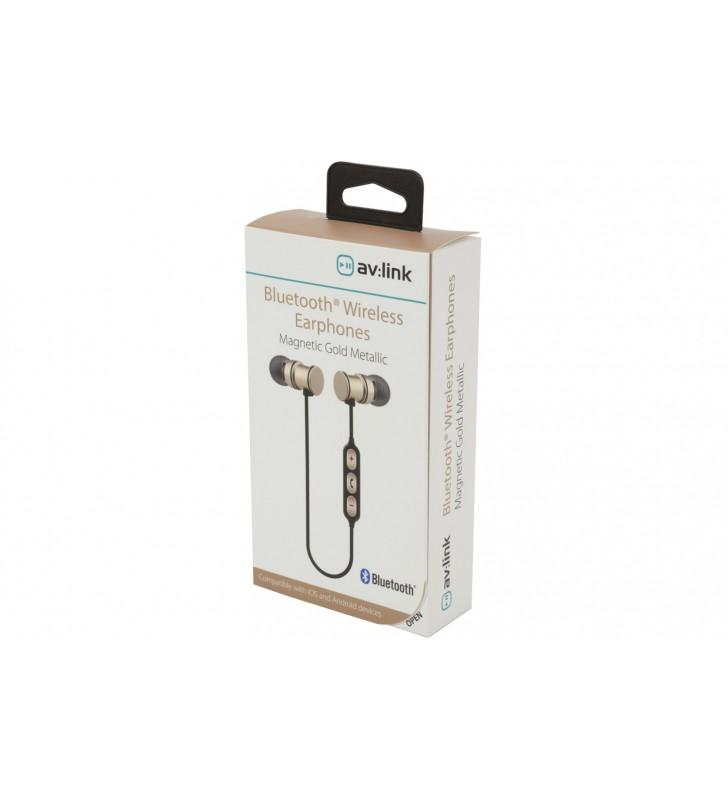 AV-Link Bluetooth Wireless Earphones