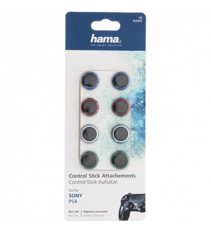 8 in 1 Control Attachments Kit for PS4