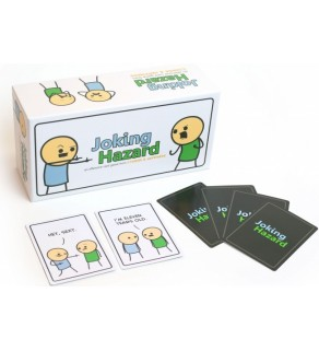 Joking Hazzrd Card Game