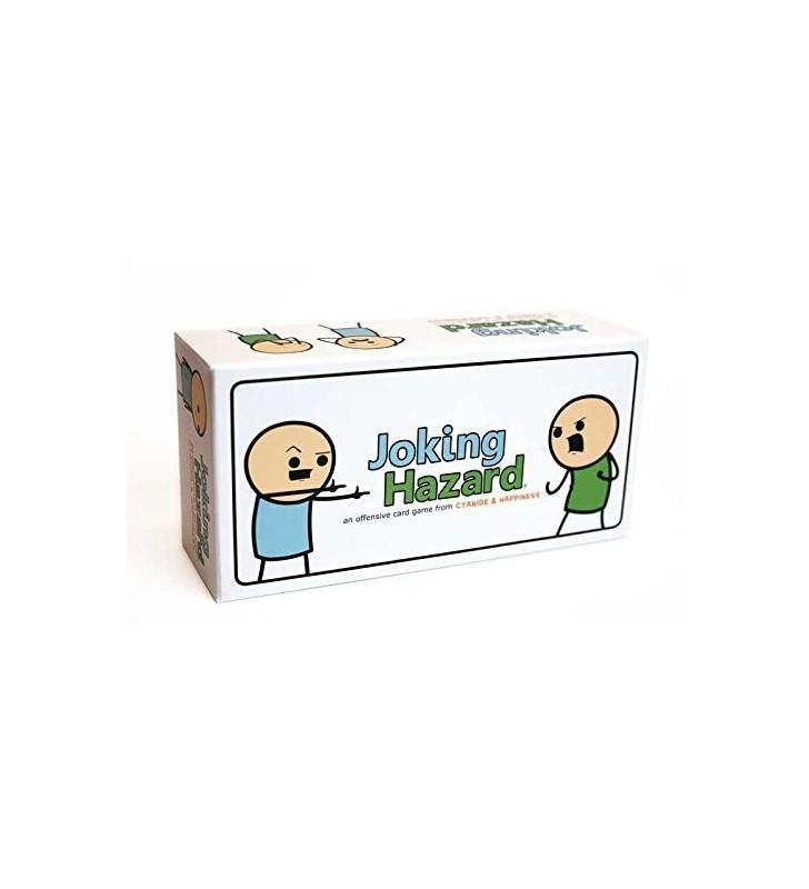 Joking Hazzrd Card Game