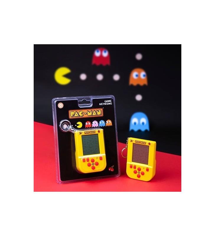Retro Pacman Arcade Game Keyring