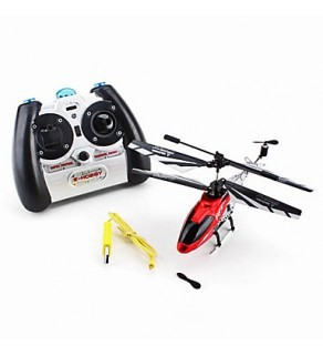 JX500 3.5 Channel Remote Control Helicopter