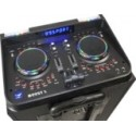Stand up pro DJ