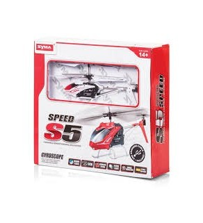 Syma Speed S5 Helicopter