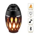 LED Flame Effect Speaker