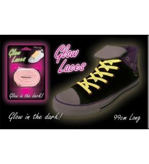 Glow laces