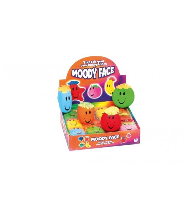 Moody Face