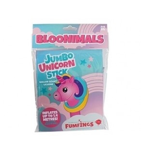 Fumfings Bloonimals - Pink Unicorn