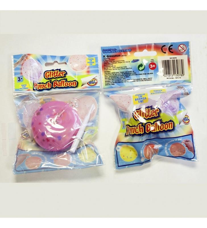 Glitter Punch Balloon