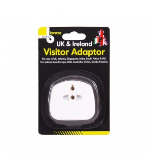 UK and Ireland Travel Adaptor
