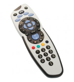 Sky Plus TV Remote Control
